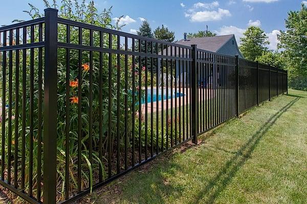 Aluminum fence ct