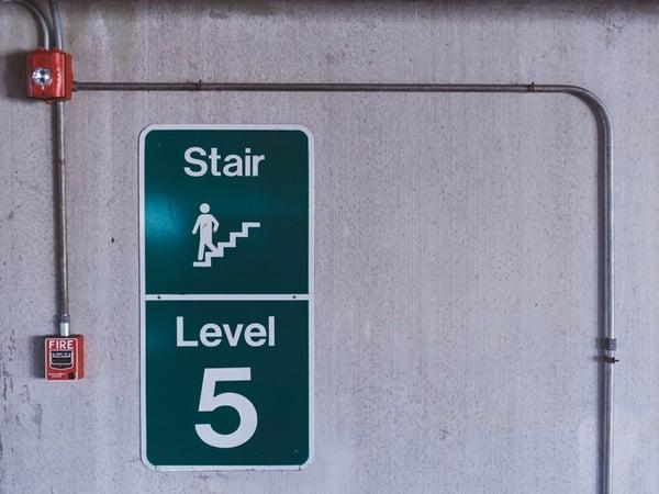 emergency procedures for fire evacuation