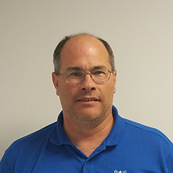 Mike Mitchell Telephone Technician