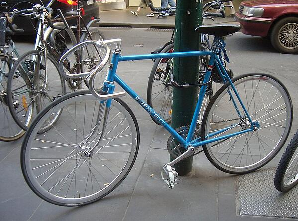 bicycle-chained-to-pole