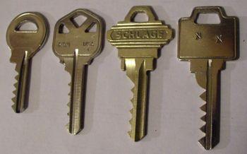 bumping keys