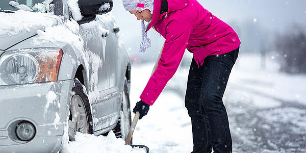 digging-car-out-of-snow