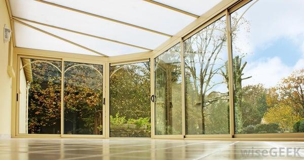sunroom polycarbonate windows