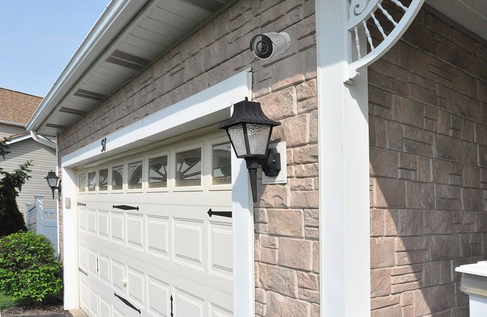 garage outdoor camera