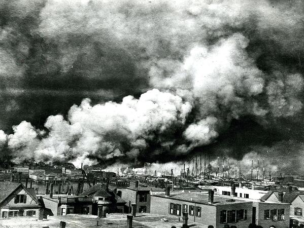 great chelsea fire of 1908