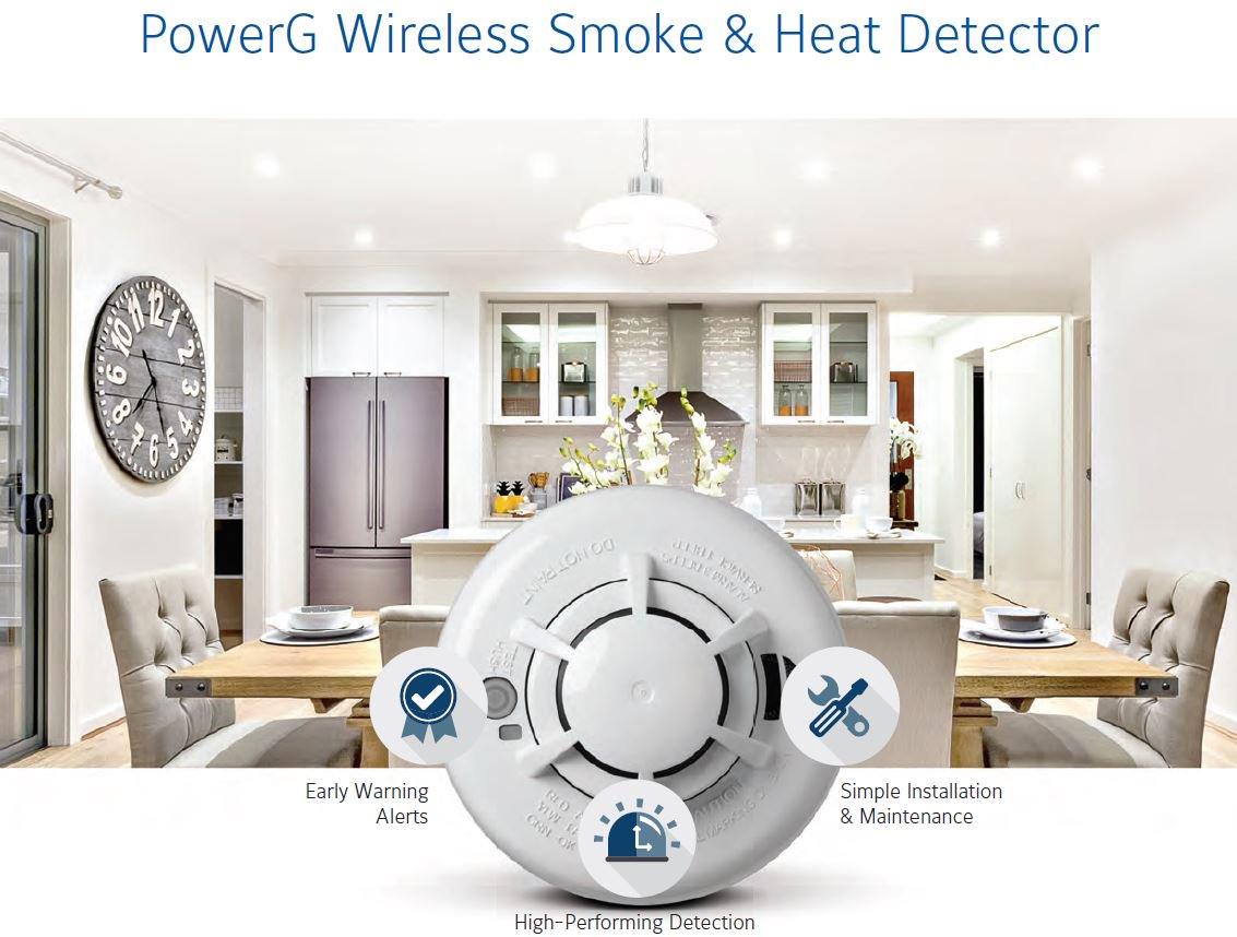 powerg-smoke-detector