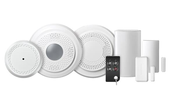 smoke and co2 detectors for home saftey