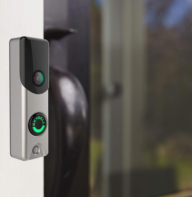 Smart home doorbell camera