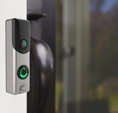 Home surveillance cameras with two way audio