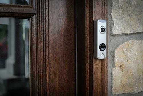 skybell application for smart camera doorbell