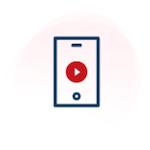 video-smartphone-icon