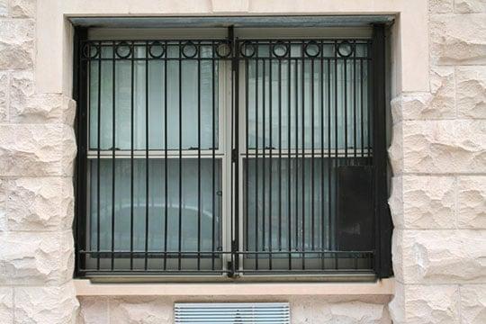window bars