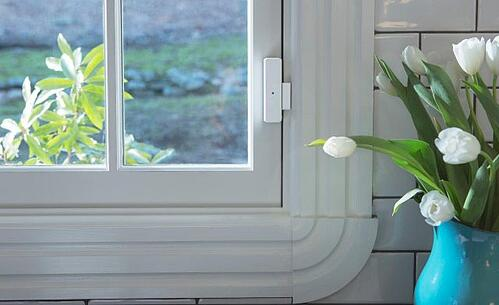 window sensors to secure your perimeter against intruders