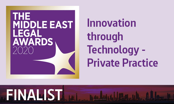 GLS & The Middle East Legal Awards 2020