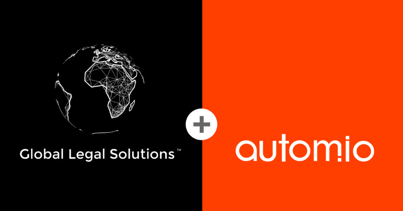 GLS Invests in Automio & GLS Launches its Most Disruptive Legal Support Option Ever