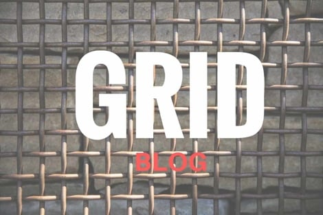 Grid Blog Page