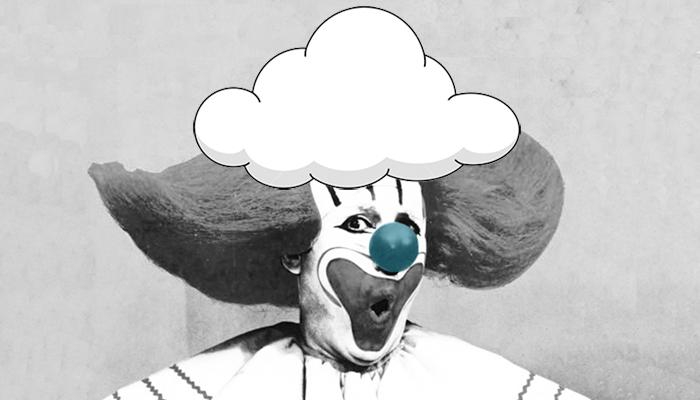 Stop Clouding Around