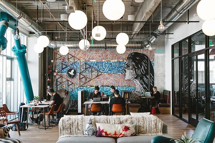 How WeWork is Driving Workplace Industry Change