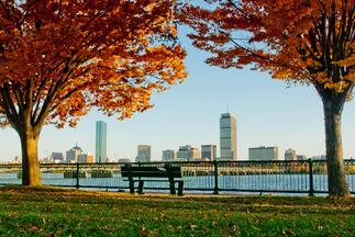 fall boston