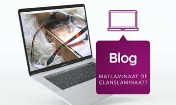 Blog matlaminaat of glanslaminaat  featured image
