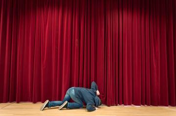 van podiumvrees naar podiumbeest