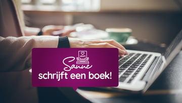#3: Sanne schrijft een boek