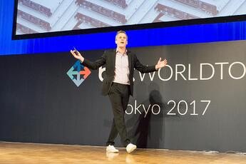 アーロン・レヴィ【Box World Tour Tokyo 2017】オープニングキーノートまとめ
