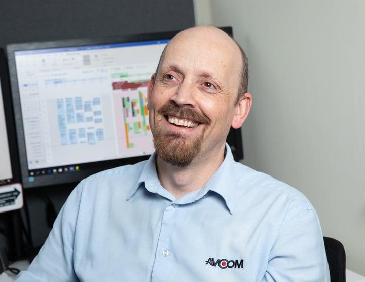 Stuart Anderson, Sales Director at AVCOM