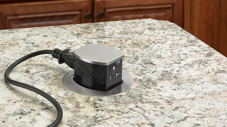 Countertop Receptacle