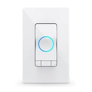 iDevices® Instinct: Wi-Fi® Light Switch with Built-In Alexa