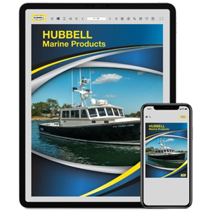 New Hubbell Marine Digital Catalog