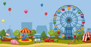 Amusement Park Autism