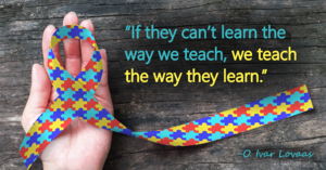 Autism Teaching Quote_Working with Students with Autism