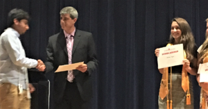 Long County Scholarship Presentation 2018-01