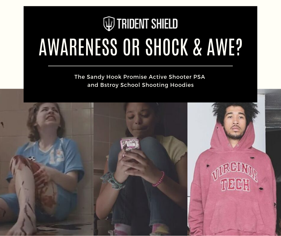 Active Shooter Awareness or Shock & Awe?