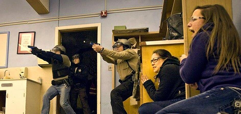 Active Shooter Training Should Not Focus On Fear