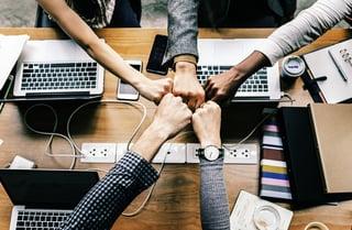 El gerente y el trabajo colaborativo