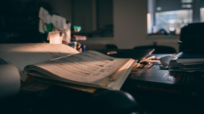Muchos documentos gestión documental