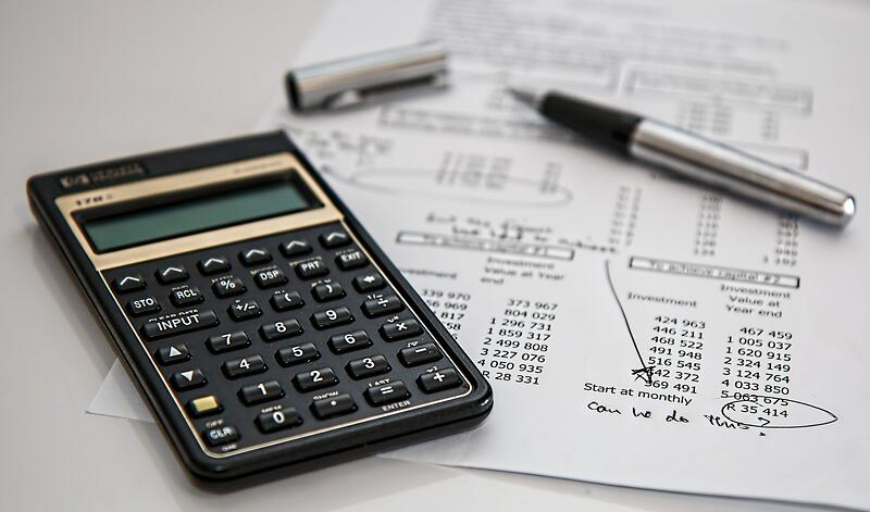 Tareas de contabilidad