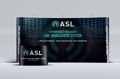 ASL to exhibit at Railtex 2019