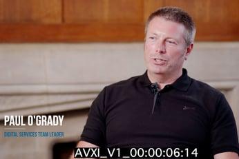Video Testimonial for AVXI