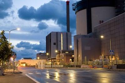 ASL's largest site PAVA Solution for Ringhals, Sweden