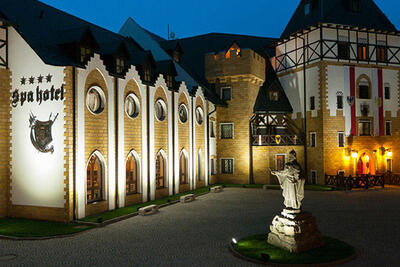 Luzec Chateau Spa Hotel, Czech Republic