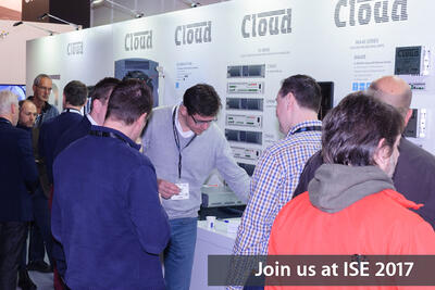 Cloud at ISE 2017 - Free Registration Here!