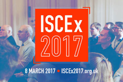 Cloud exhibiting at ISCEx 2017