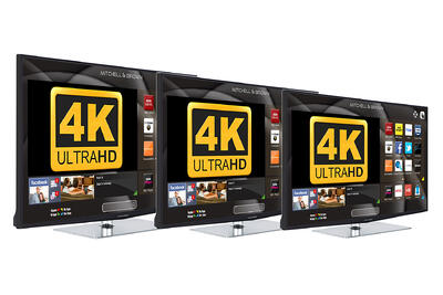 UK Company launches new TV Brand