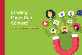 eBook - Landing Pages that Convert - Available to Download