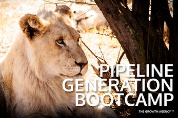Hubspot Agency Partner Pipeline Generation Bootcamp