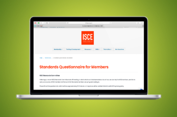 New Online Questionnaire for ISCE