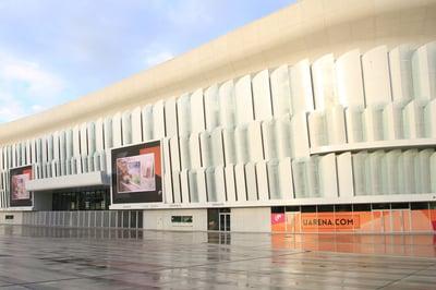 Multi-use Dante® EN54 Solution for U-Arena, Paris